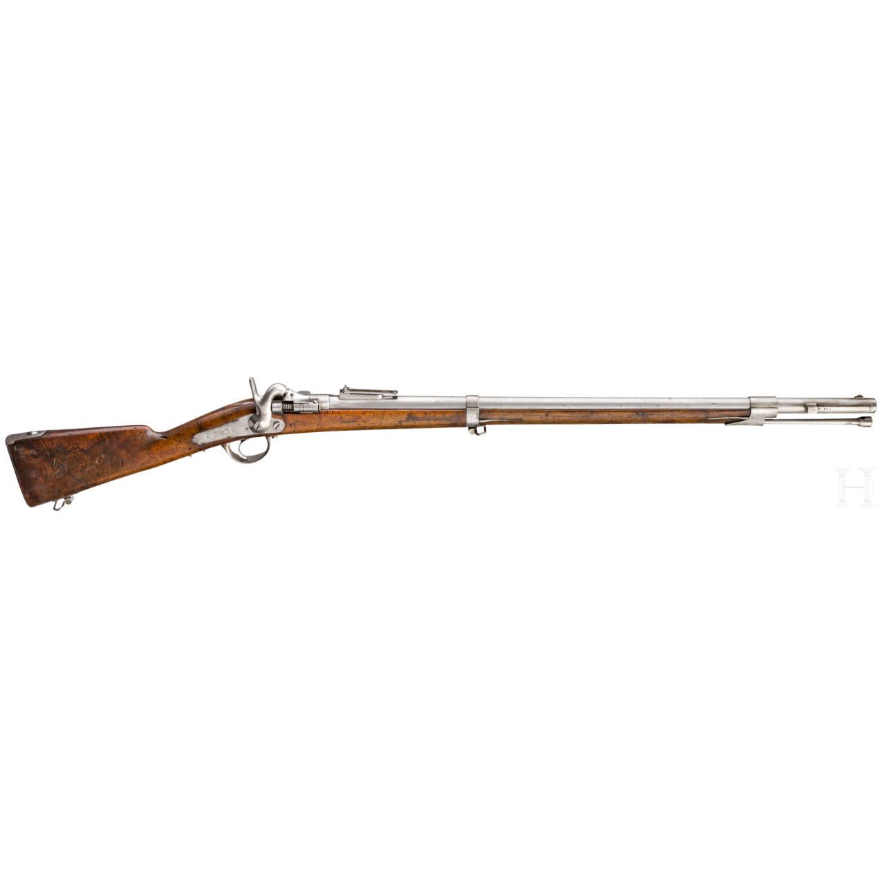"Jägerkarabiner M 1867 ""à tabatière"""