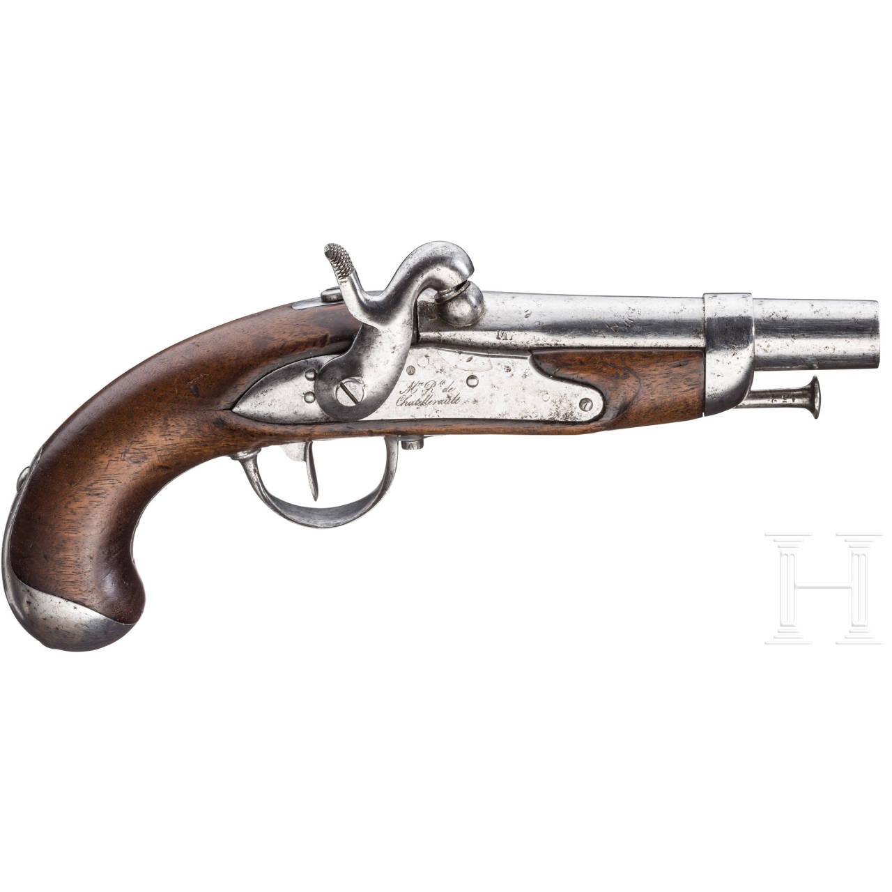 Gendarmeriepistole M 1822 T