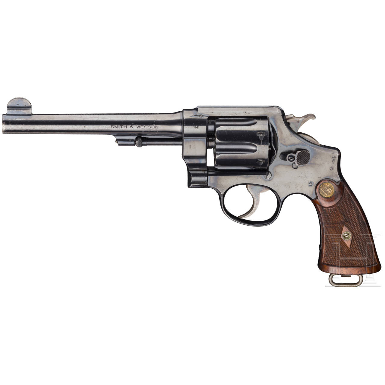 Smith & Wesson .44 Hand Ejector 1st Model (Model of 1908)