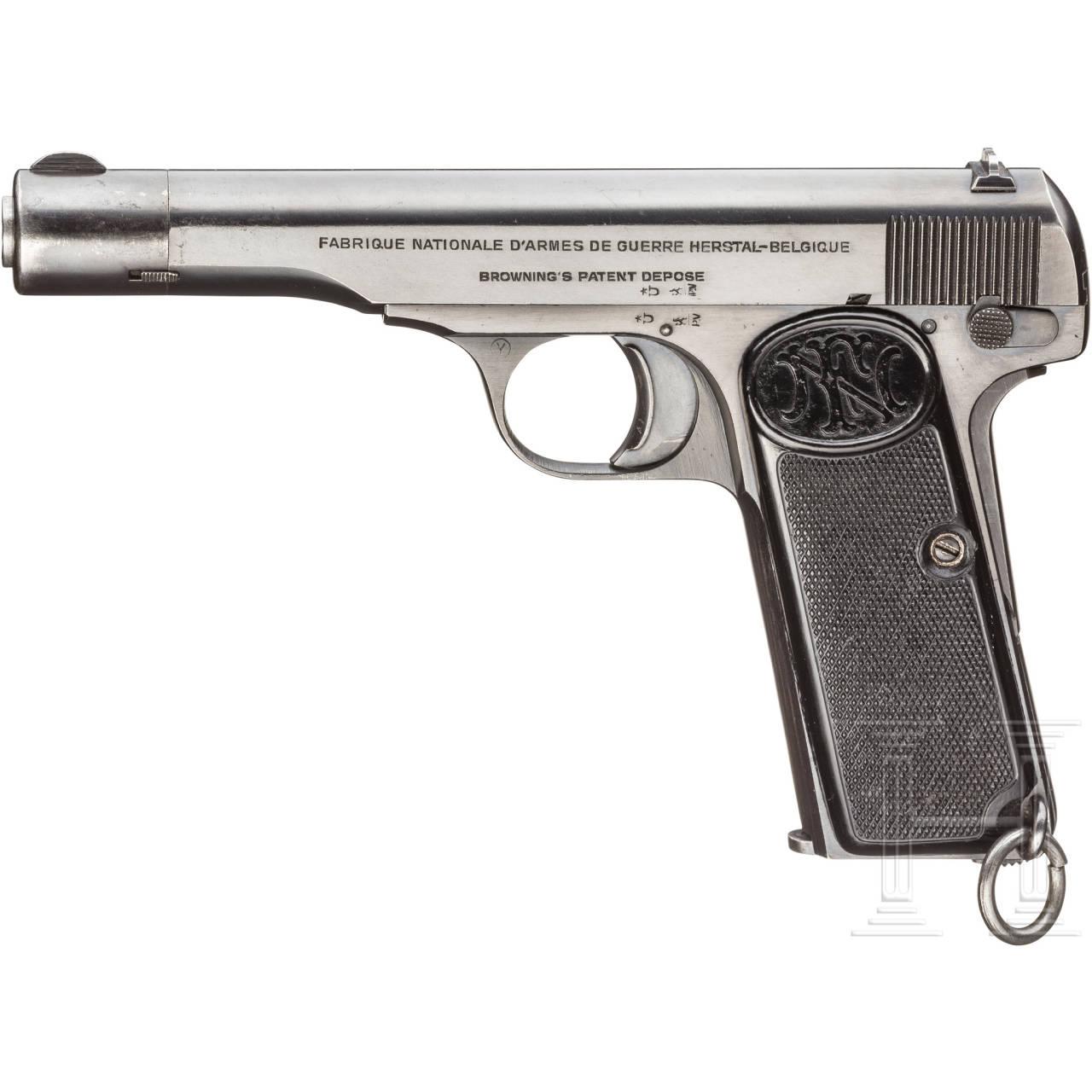 FN Mod. 10/22, Offizier