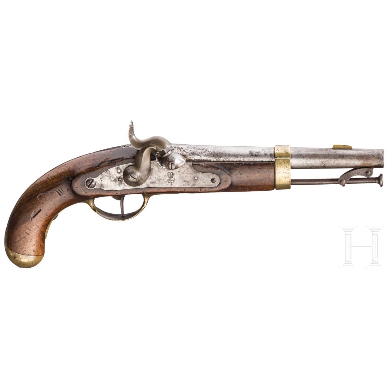 Marinepistole M 1849