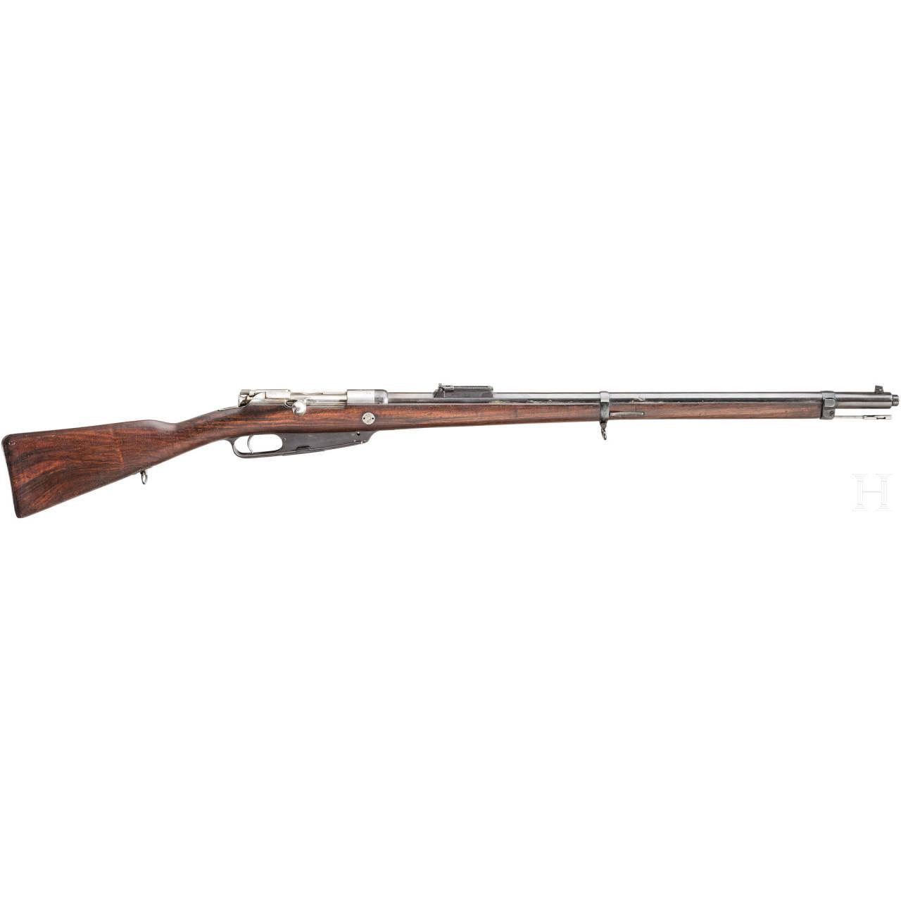 Gewehr 88/05, Spandau 1890