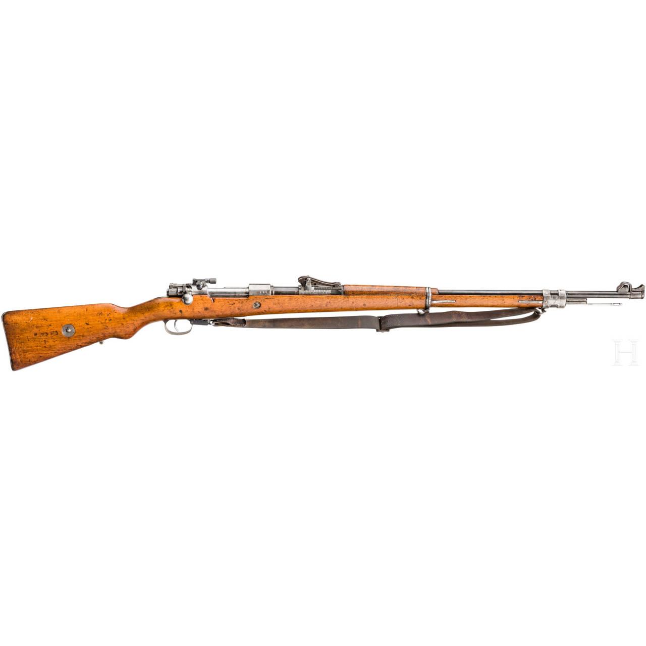 Gewehr 98, Erfurt 1901