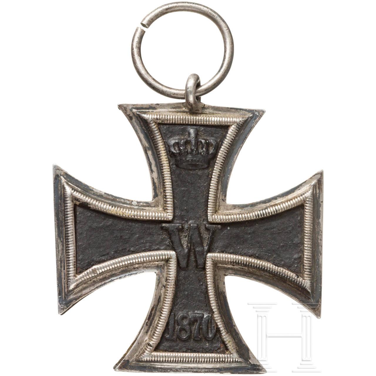 Eisernes Kreuz 1870, 2. Klasse, Preußen