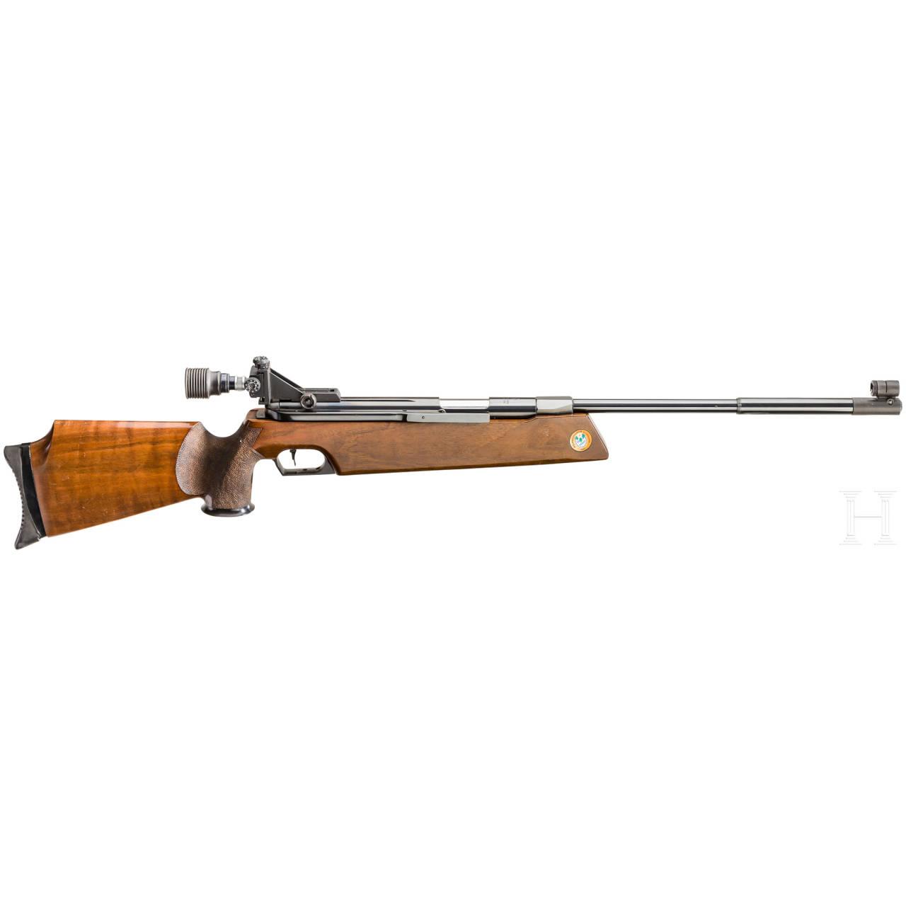 Matchluftgewehr Feinwerkbau Mod. 300 S, mit Diopter