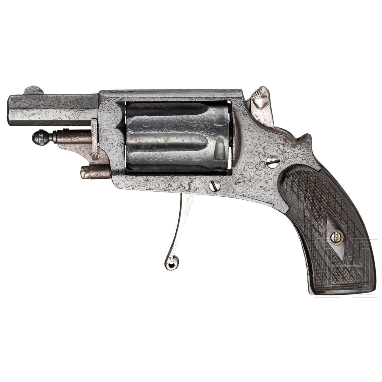 Velodog Revolver, Belgien