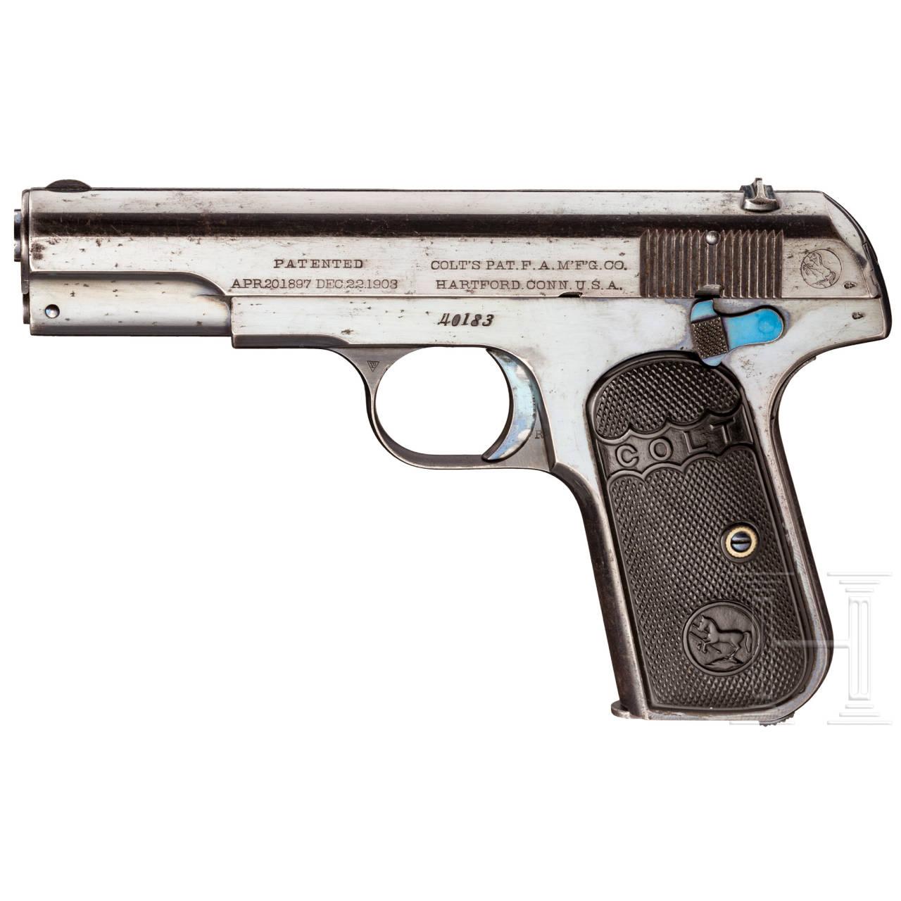 Colt Mod. 1903 Hammerless .32 Pocket