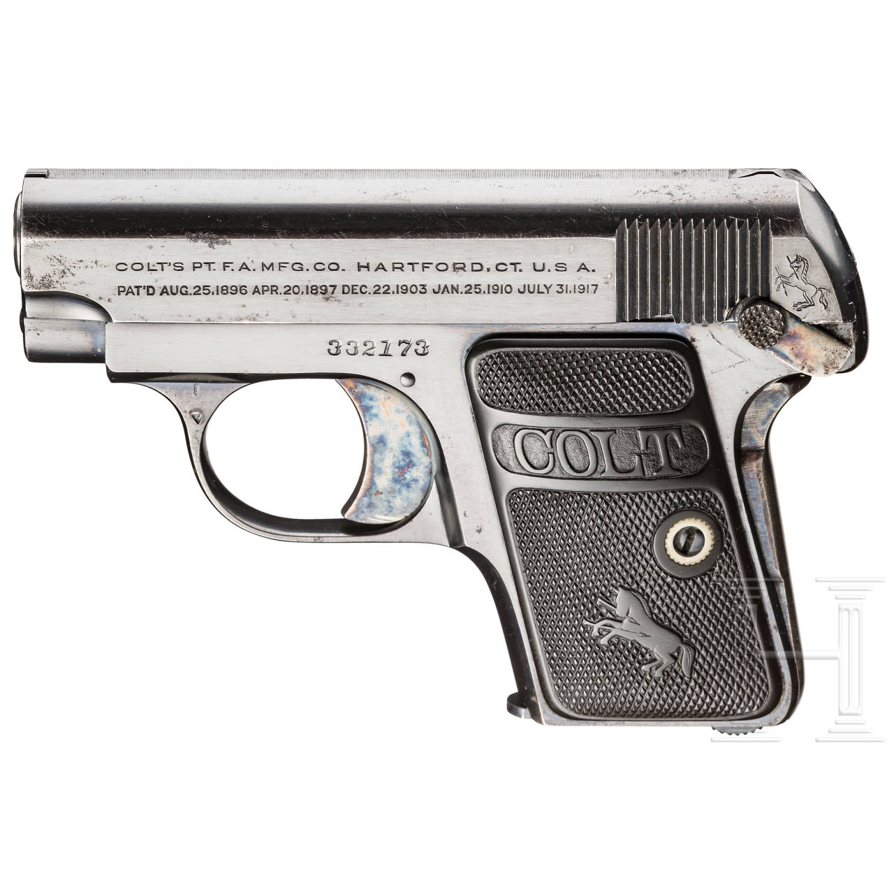 Colt Mod. 1908 Hammerless .25