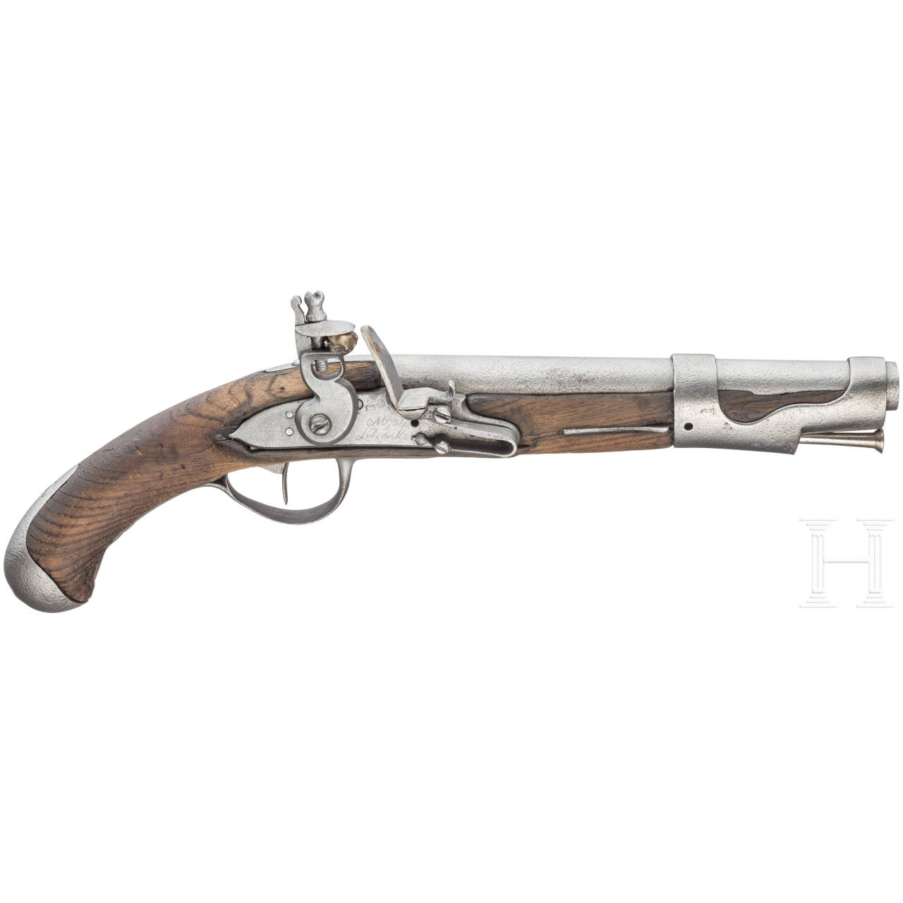 Kavalleriepistole M 1763/66, 3. Modell