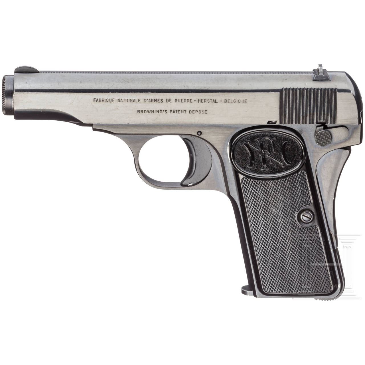 FN Mod. 115, Polizei