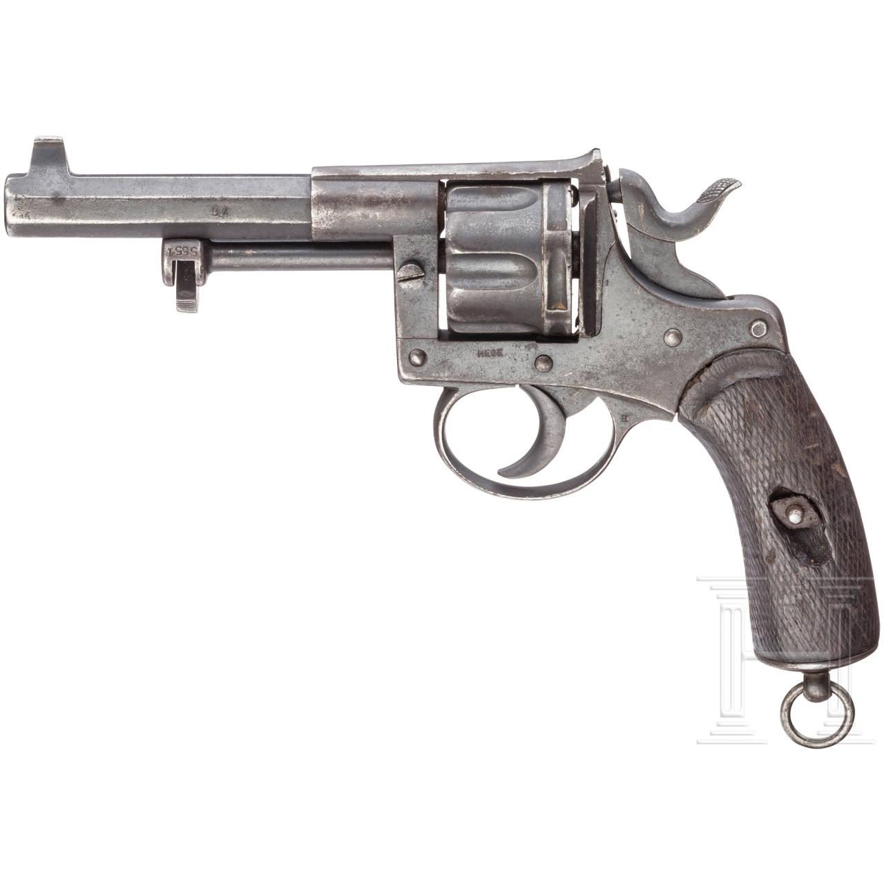 Ordonnanz-Revolver, Holland
