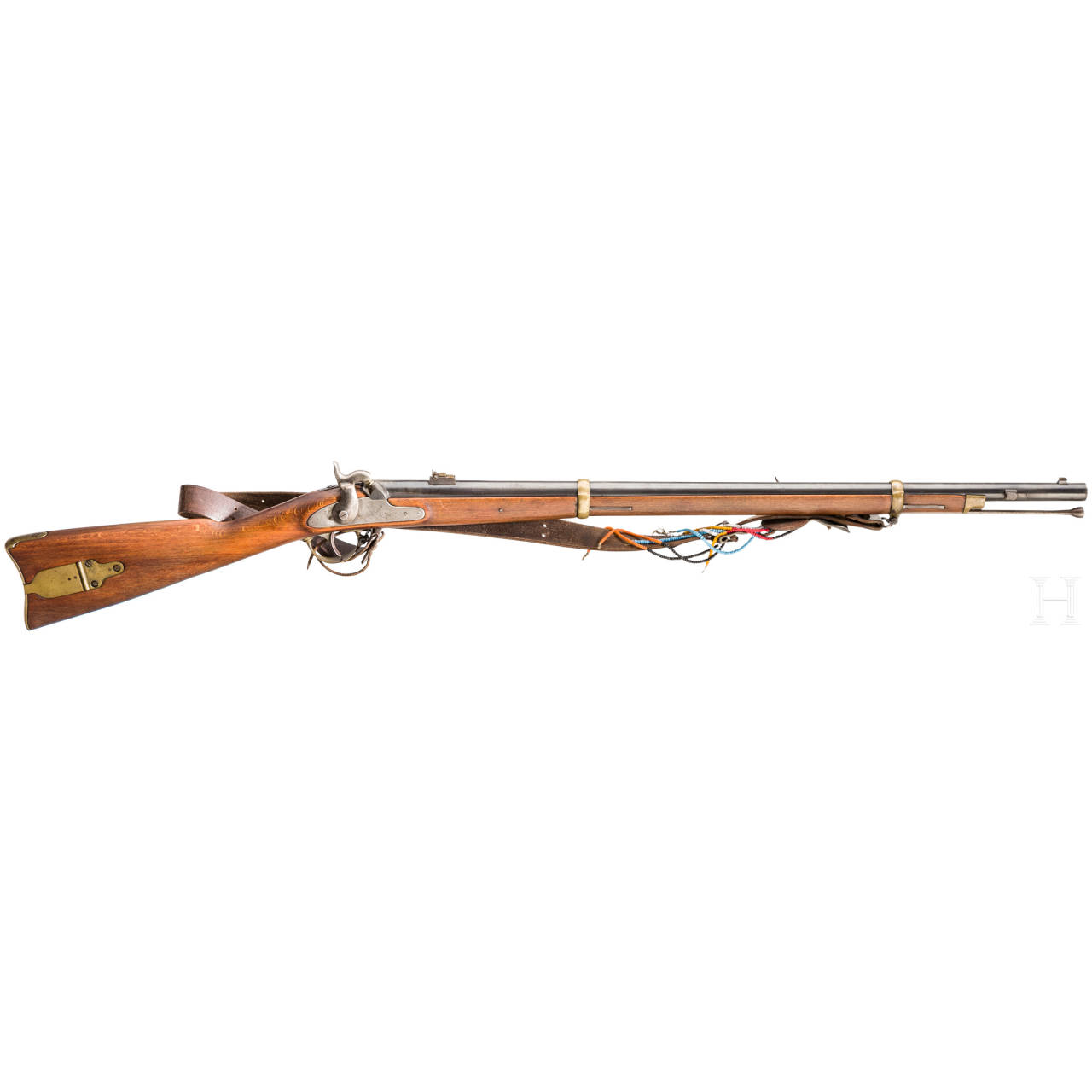 Zouave Rifle, italienische Replika von Antonio Zoli