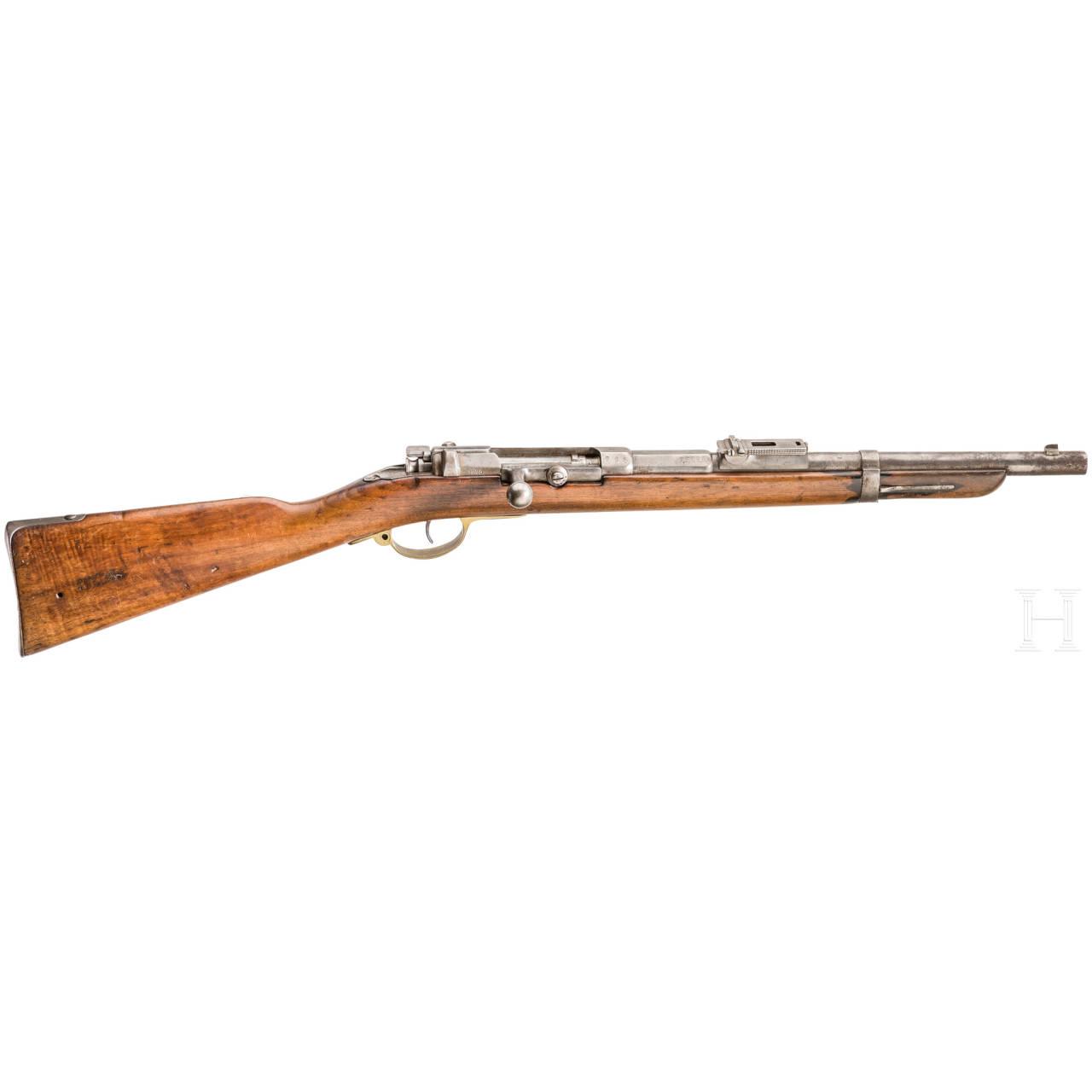 Zivil abgeändertes Gewehr M 1871