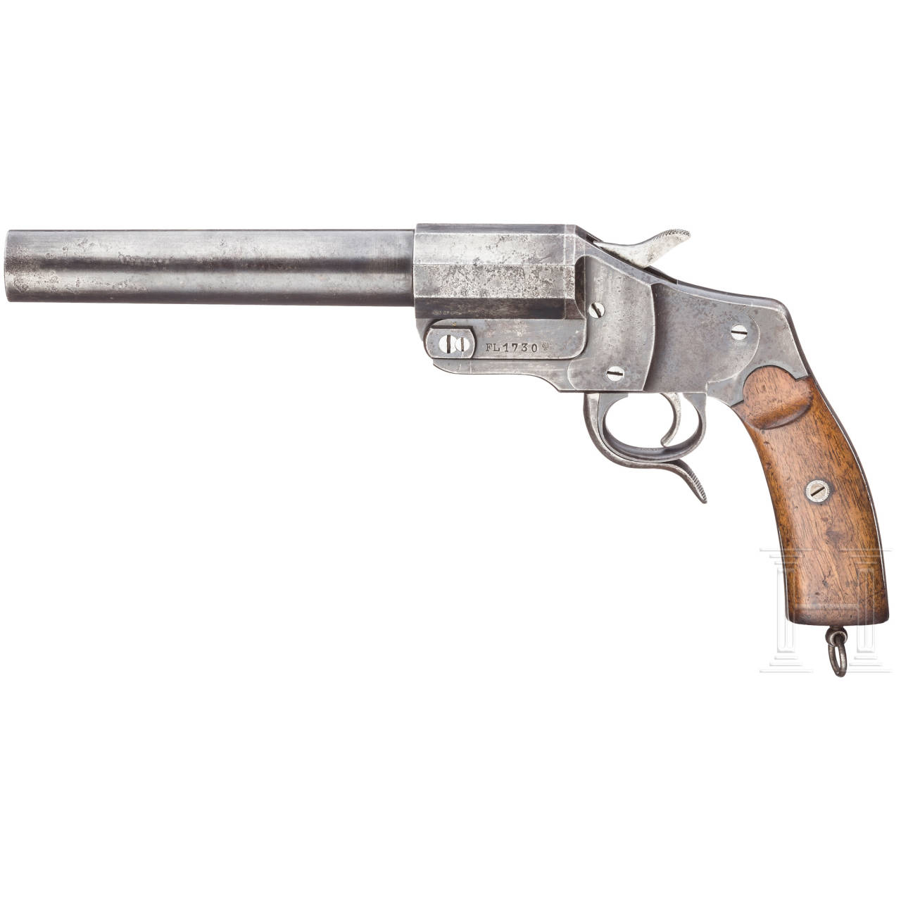 Leuchtpistole Mod. Hebel, SN FL1730