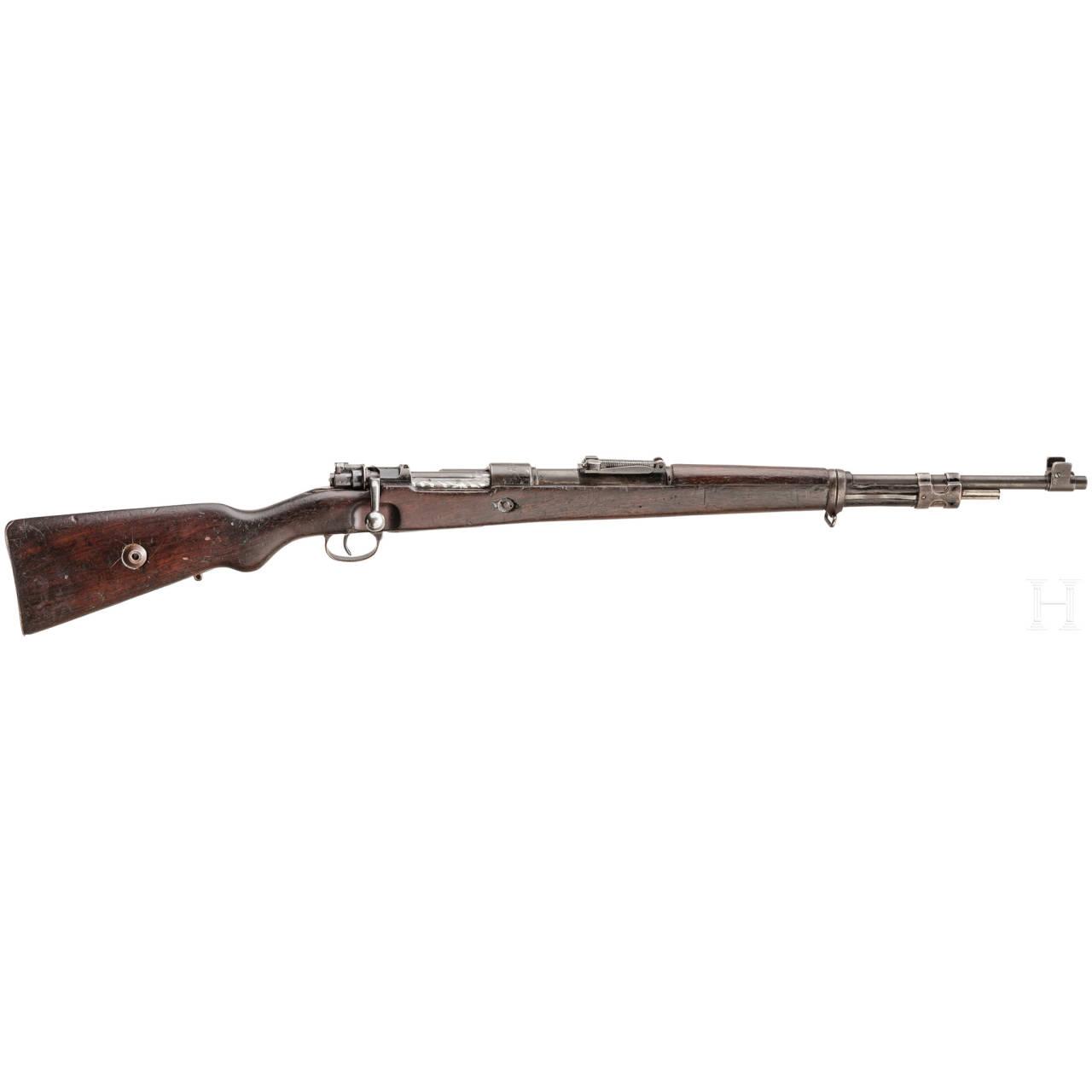 Karabiner 98  M 1937, Mauser