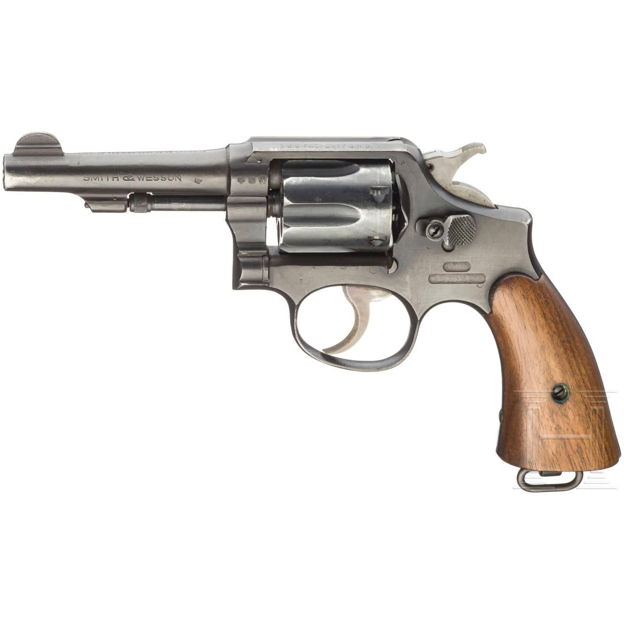 Smith & Wesson, Mod. Victory, mit Tasche