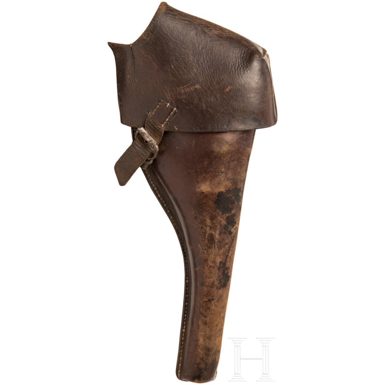 Tasche M/87 für Reichsrevolver M 1879