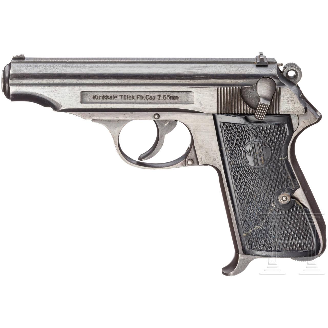 M.K.E. Kirikkale, Typ Walther PP