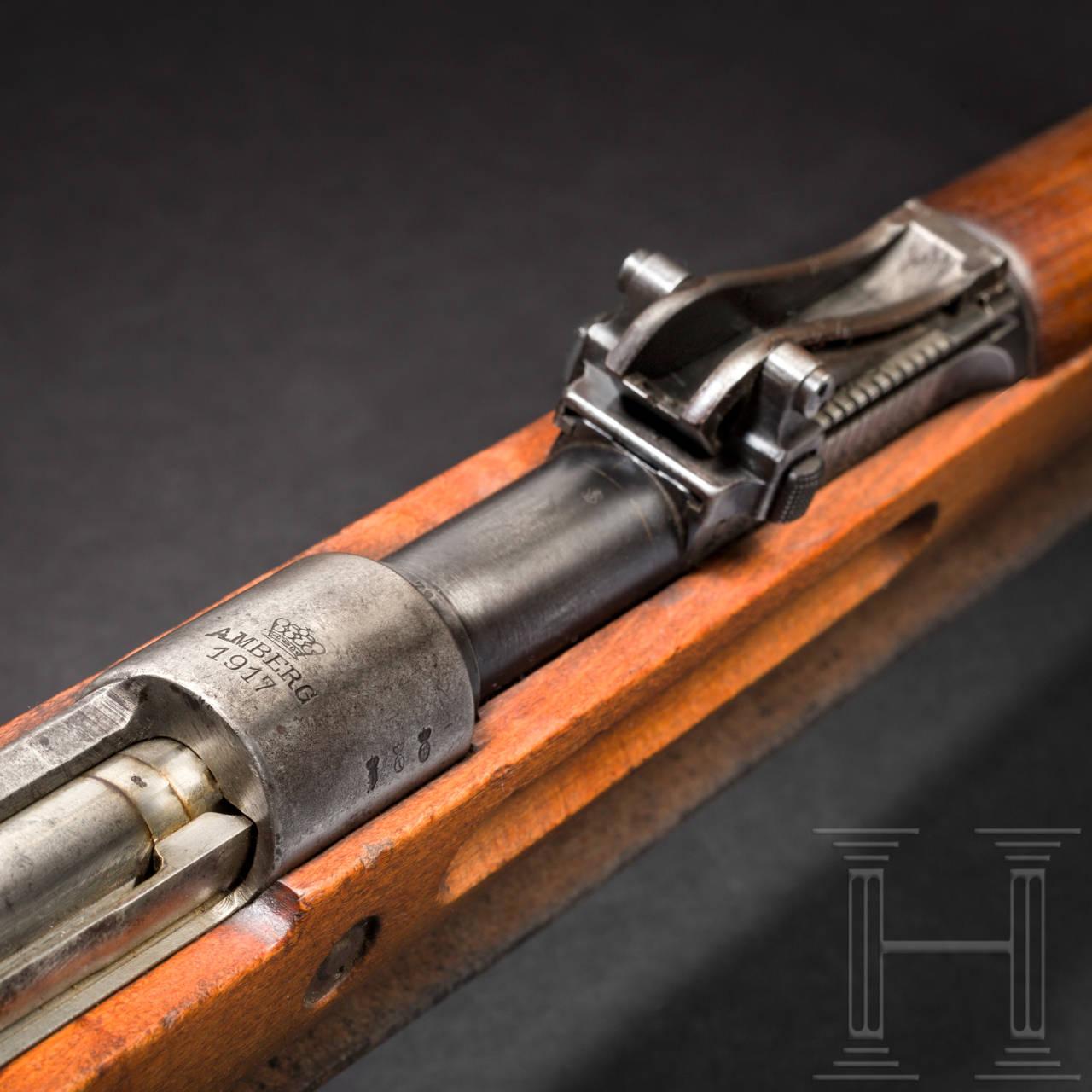 Gewehr 98, Amberg, 1917, EWB