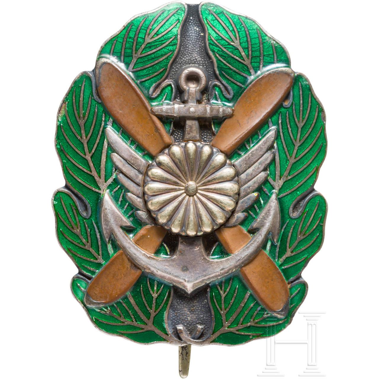 Leistungsabzeichen für Offiziere der Marineflieger, 2. Weltkrieg