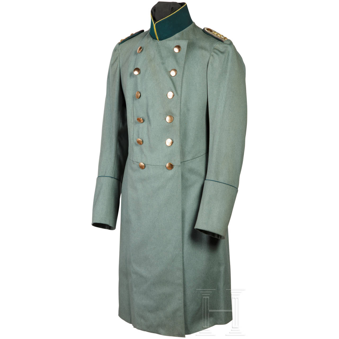 Overcoat for a Rittmeister in the 13th Mounted Rifles Regiment