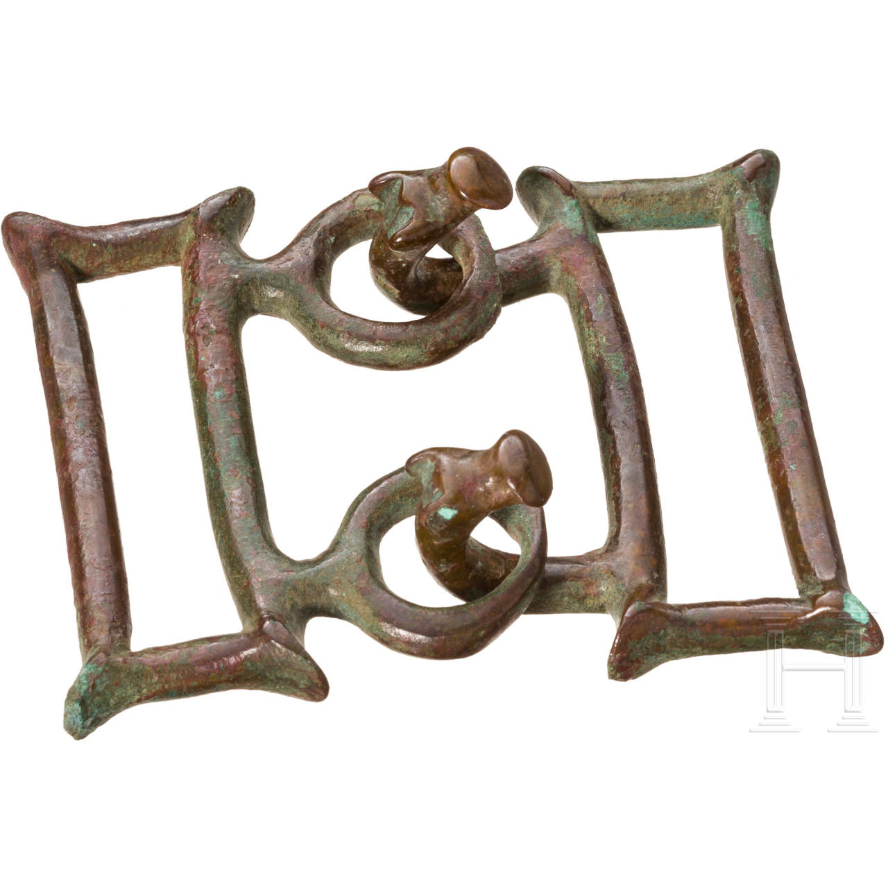 Gürtelhaken, etruskisch, 7. Jhdt. v. Chr.