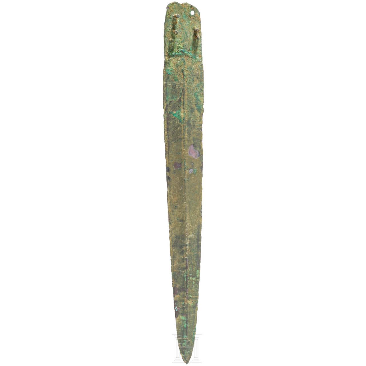 Dolch, Mitteleuropa, Späte Bronzezeit, Stufe D, 13. Jhdt. v. Chr.