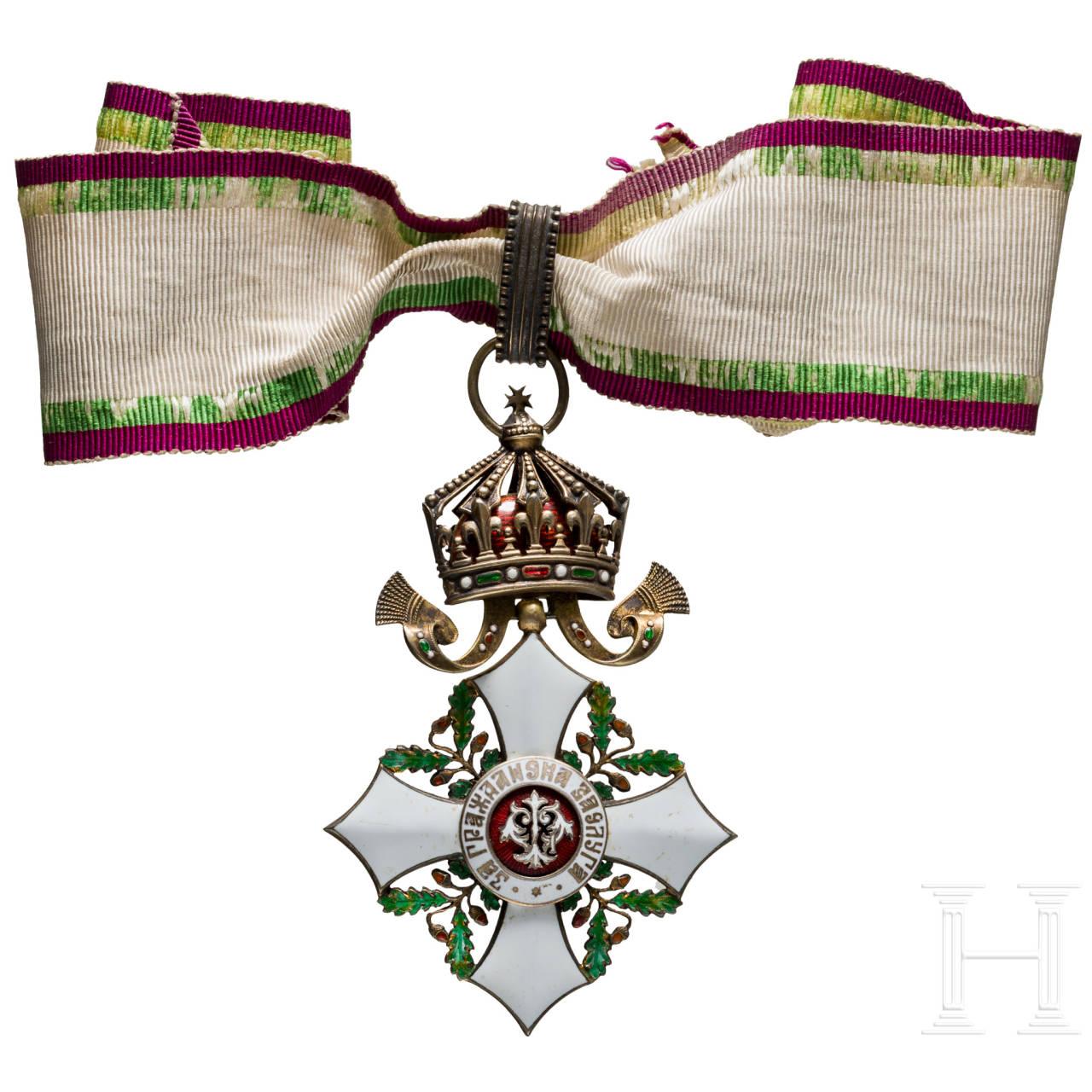 Order of Civil Service, Commander's Cross