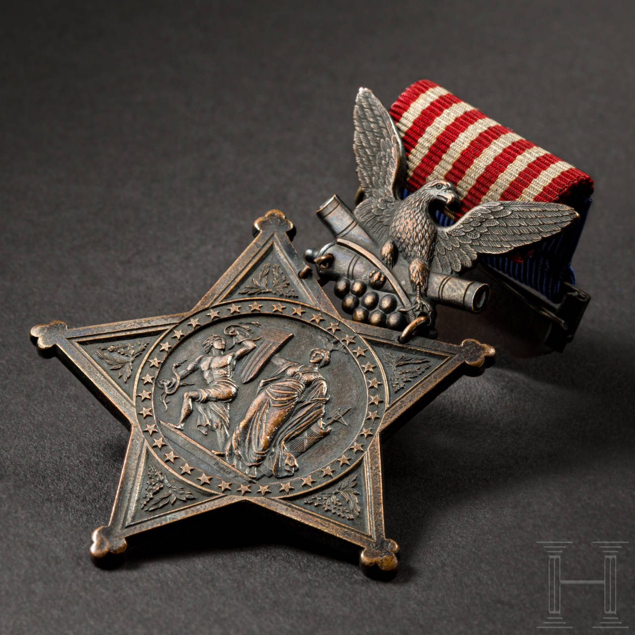 Private Machol - a Medal of Honor, awarded to the Indian Scout on 12 April 1875