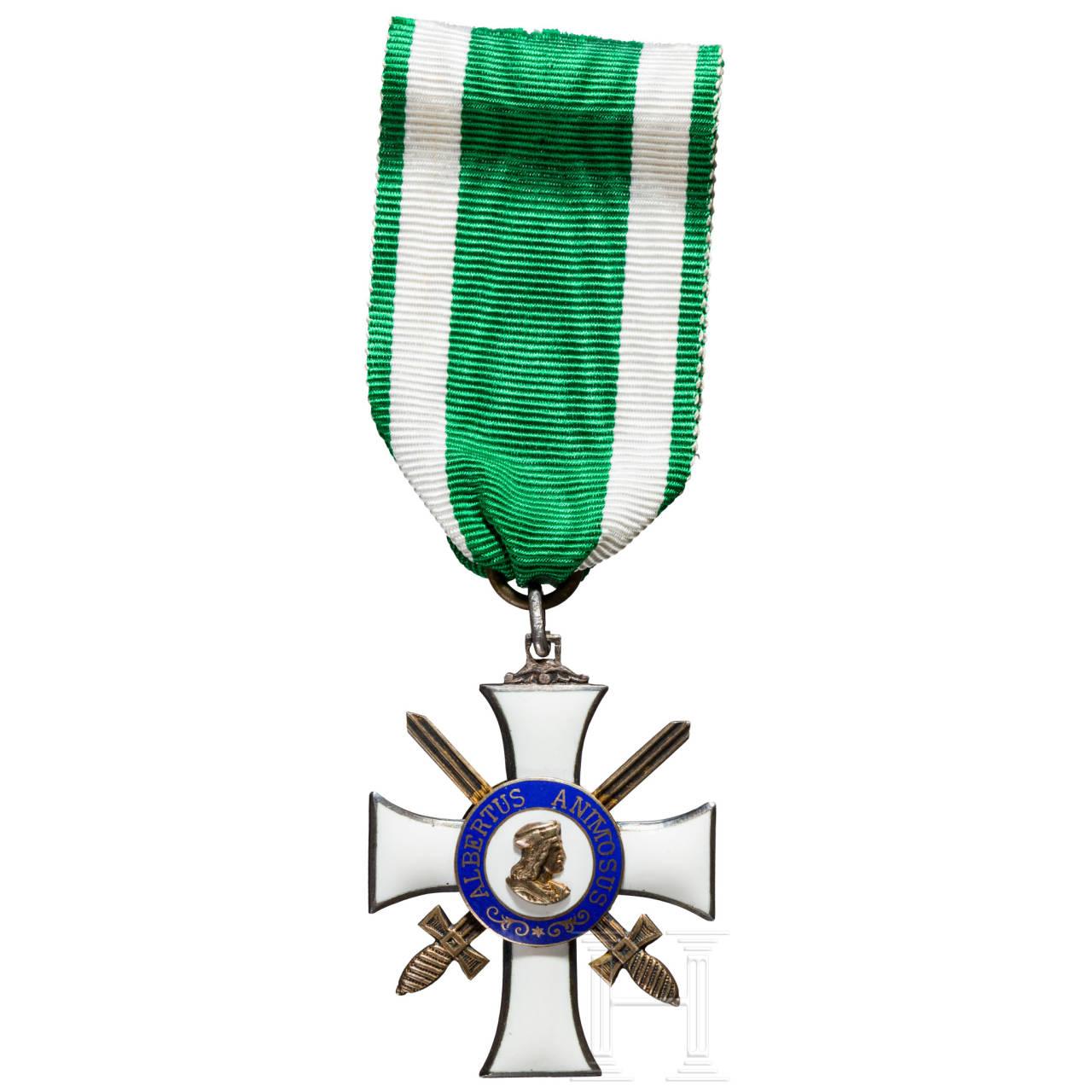 Albrechtsorden - Knight's Cross 2nd class with swords