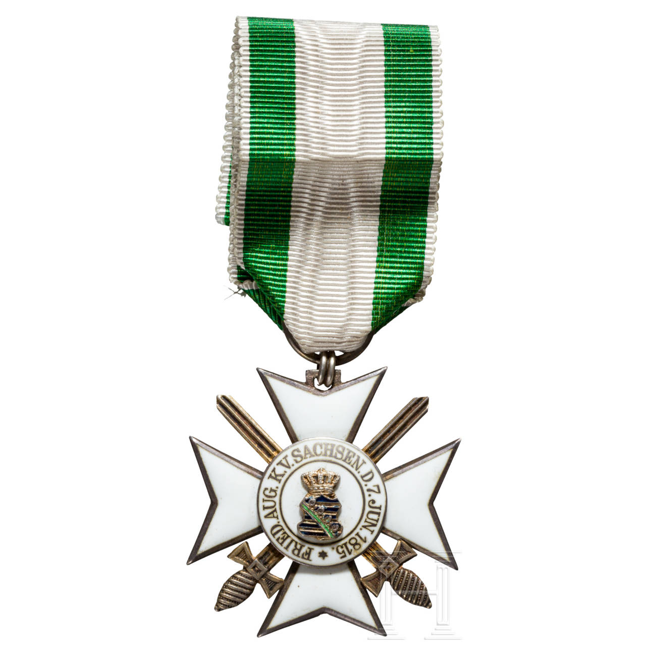 Order of Civil Merit - Knight's Cross 2nd class with swords