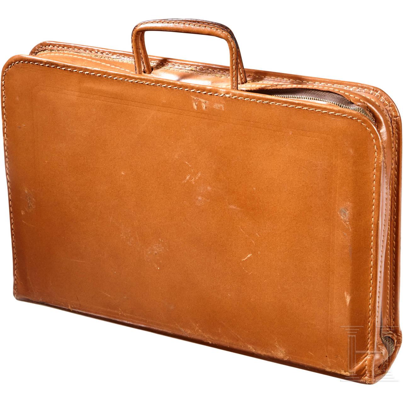 A CIA Bulletproof Briefcase