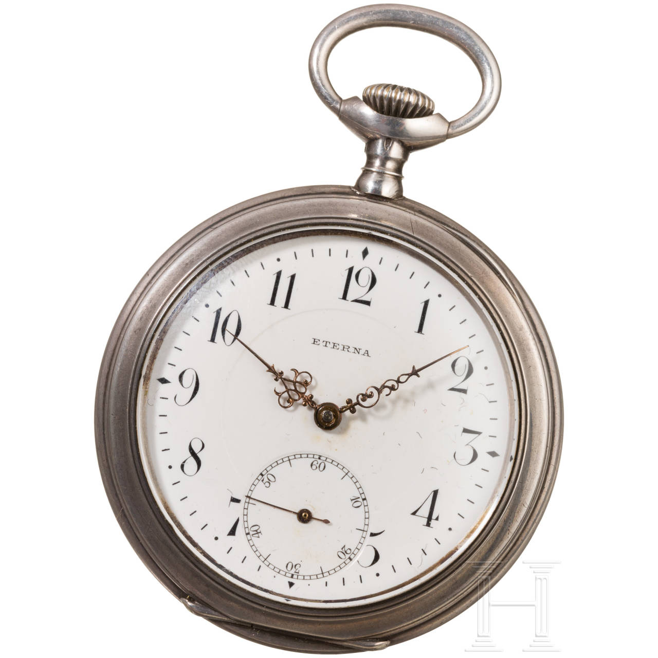 Pocket watch as prize in the 4th Thuringian Infantry Regiment No. 72