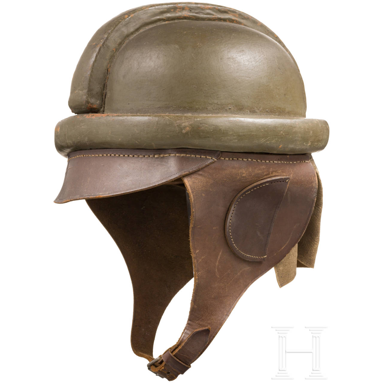 Helmet for flying personnel