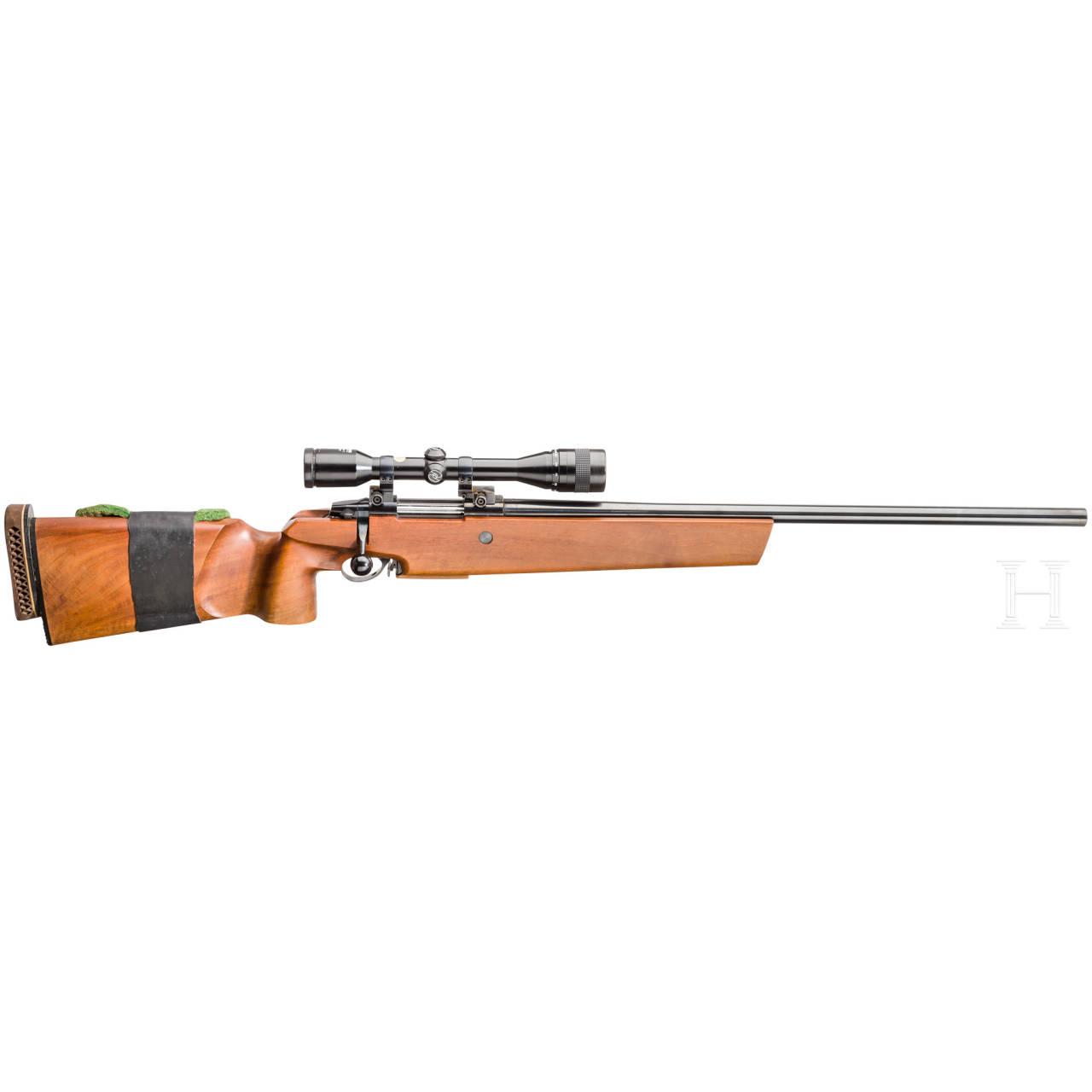 Schweres Matchgewehr SAKO A II, mit ZF Zeiss
