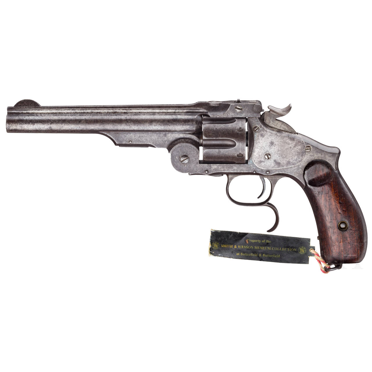 Smith & Wesson New Model No. 3, Ludwig Loewe, Berlin