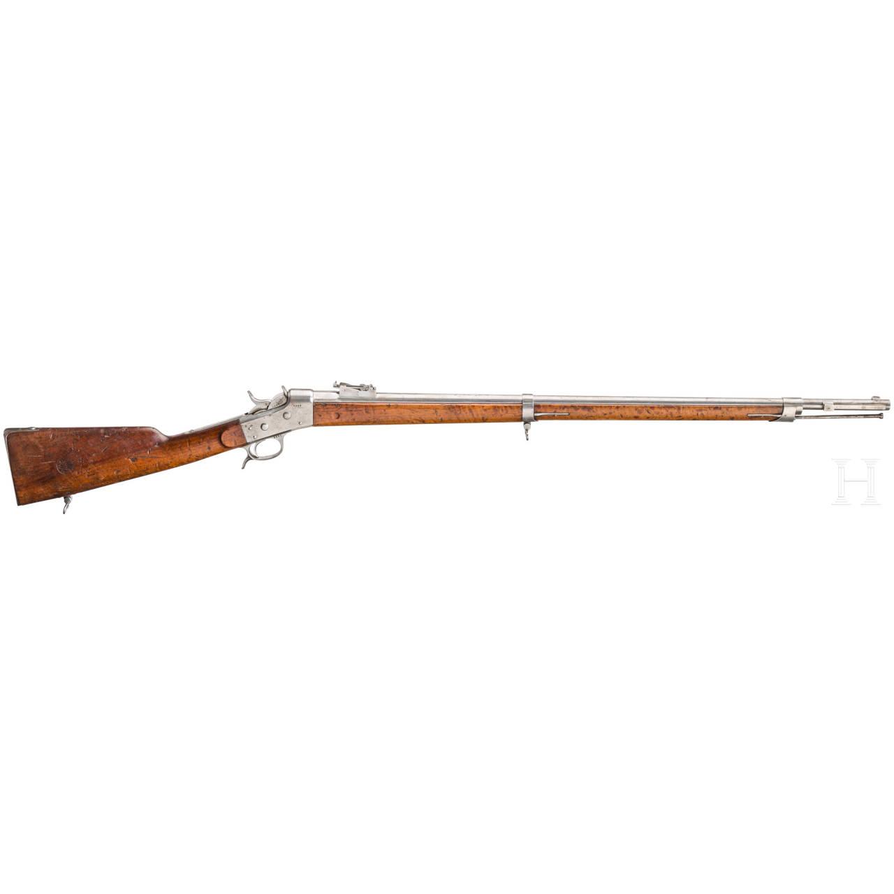 Nagant Rolling Block Rifle M 1872