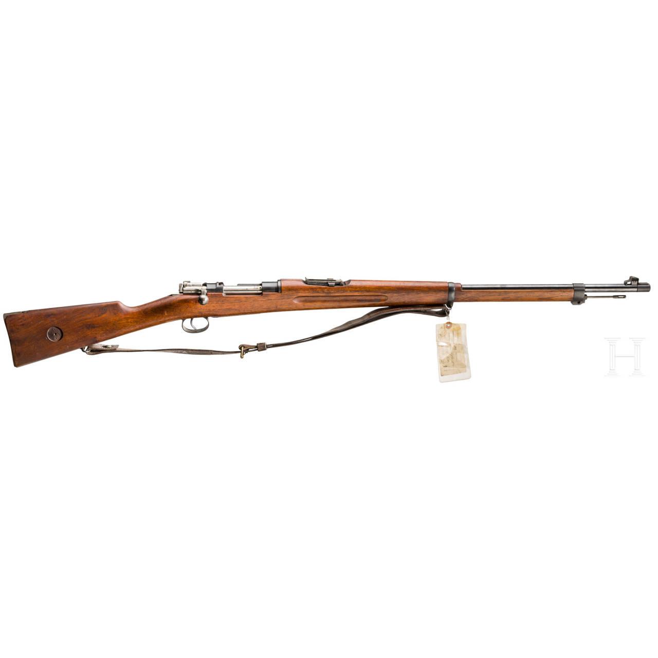 Gewehr M 1896, Carl Gustaf, Versuch oder Vorlage