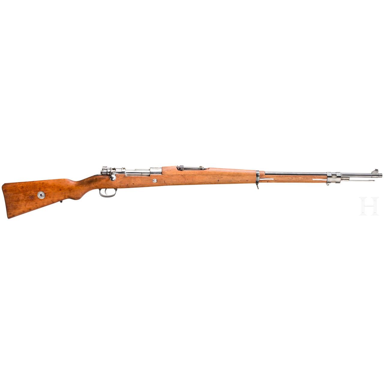 Gewehr Mod. 1908, DWM