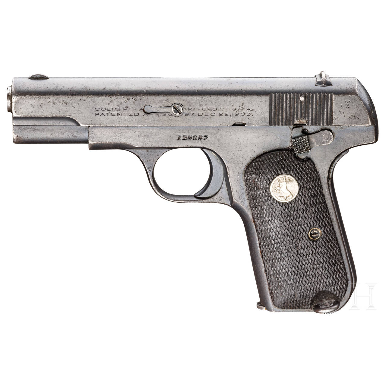 Colt Mod. 1908 .380 Hammerless Pocket