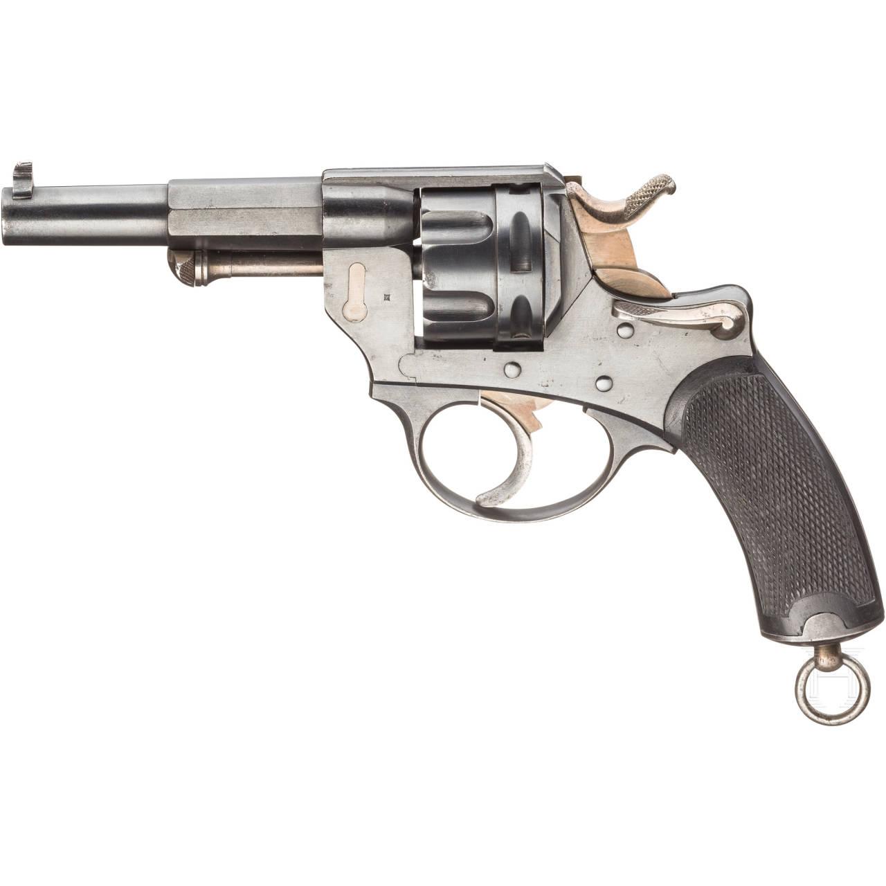 Offiziersrevolver Mod. 1874, Commercial, Versuch (?)