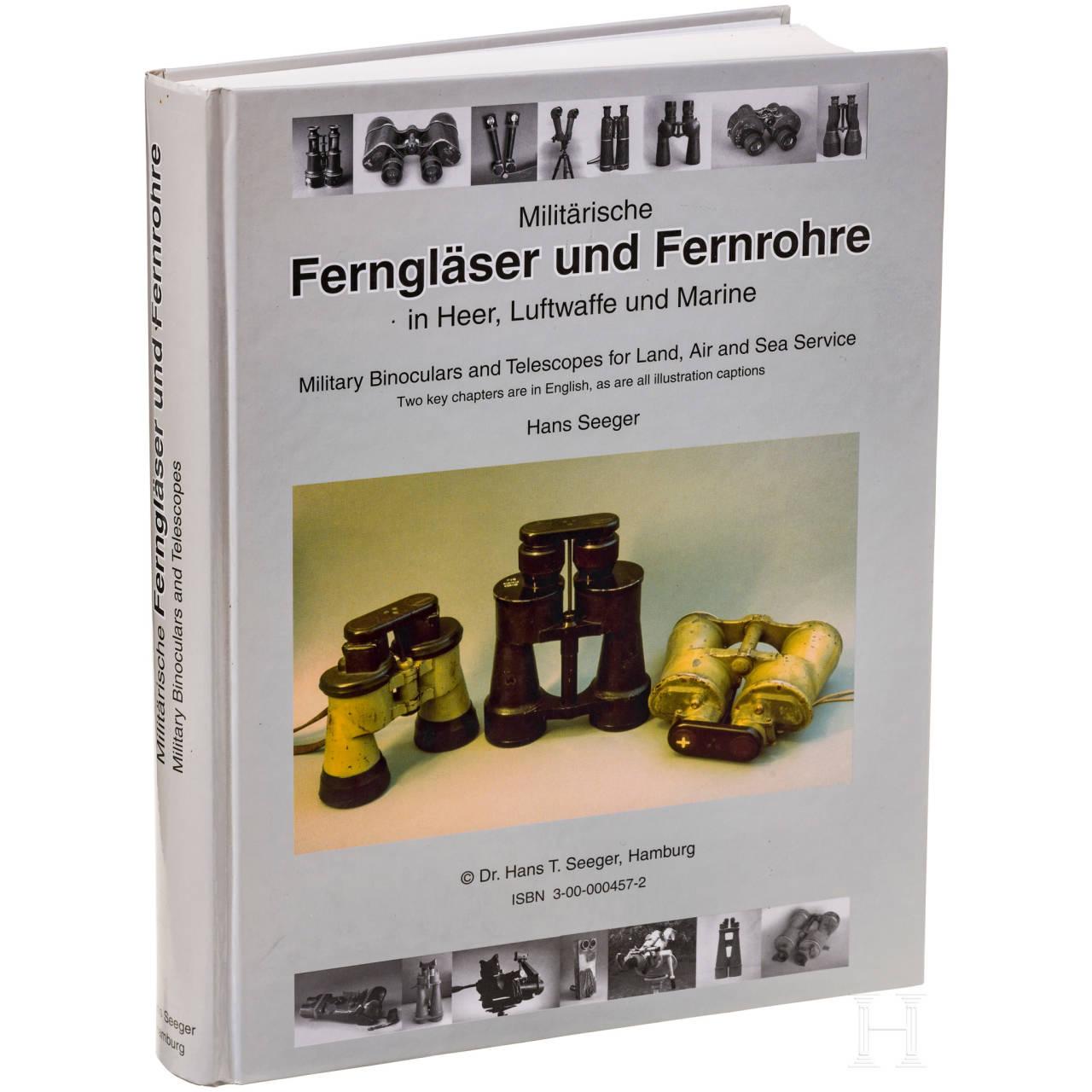 """Seeger, """"Militärische Ferngläser und Fernrohre"""""""
