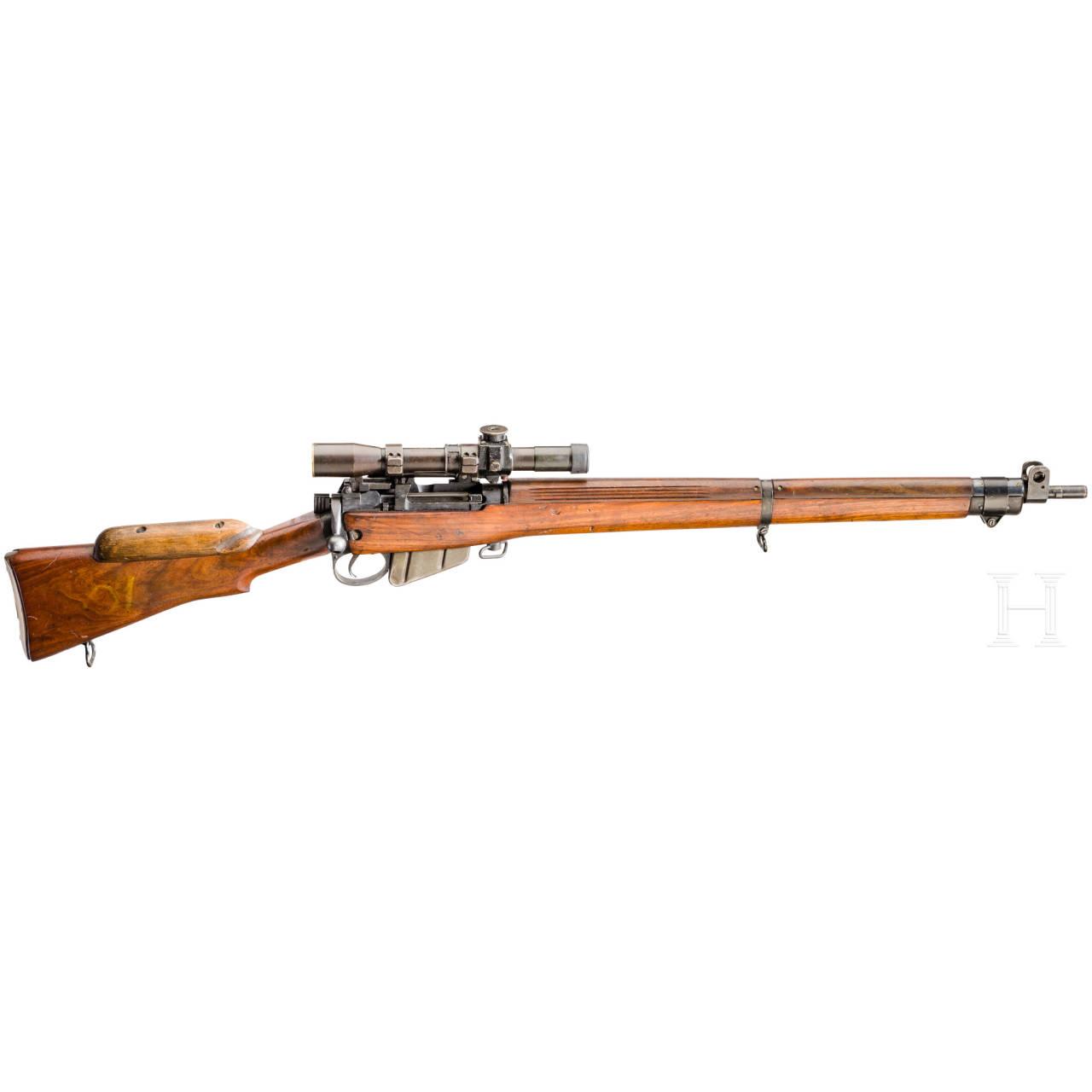 Enfield (SMLE) Rifle Mk III, mit ZF No. 32 MK III