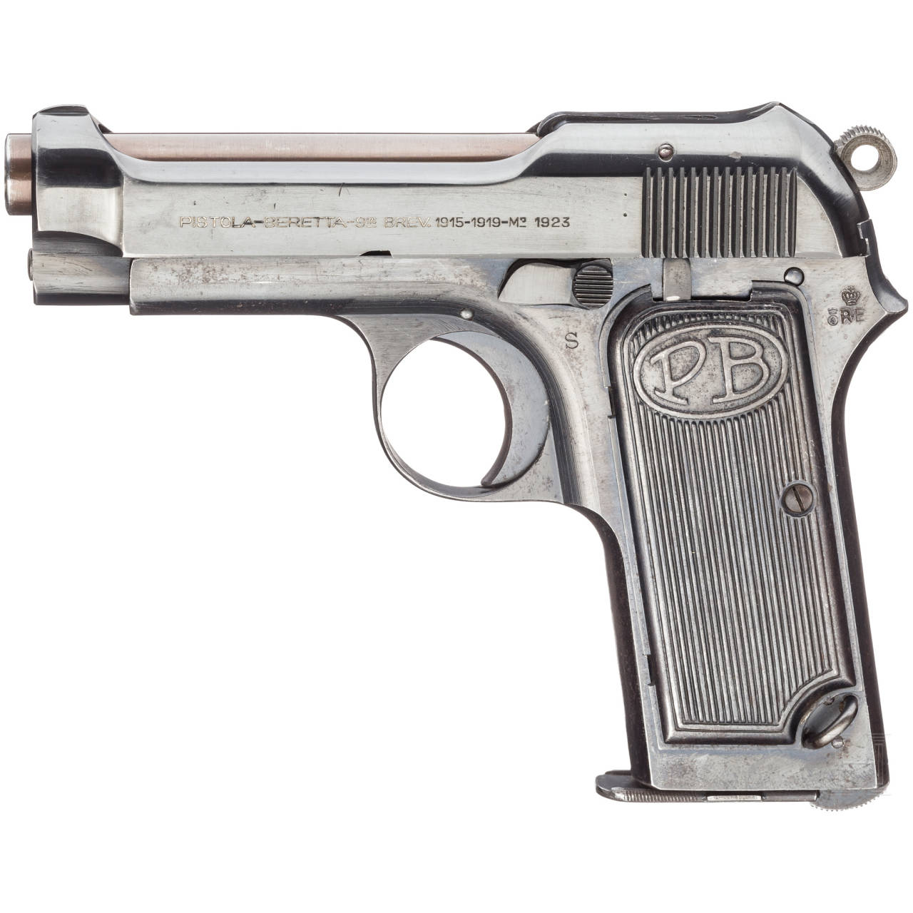 Beretta Mod. 1923, Militär