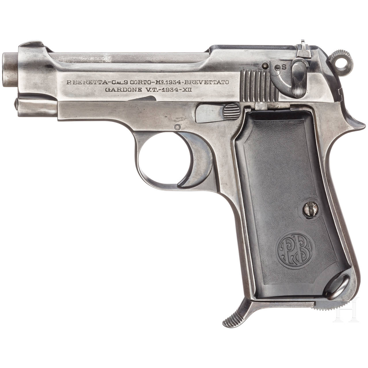 Beretta Mod. 34, Prototyp-Versuch
