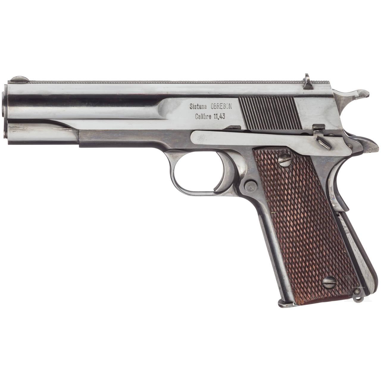 Pistole Obregon