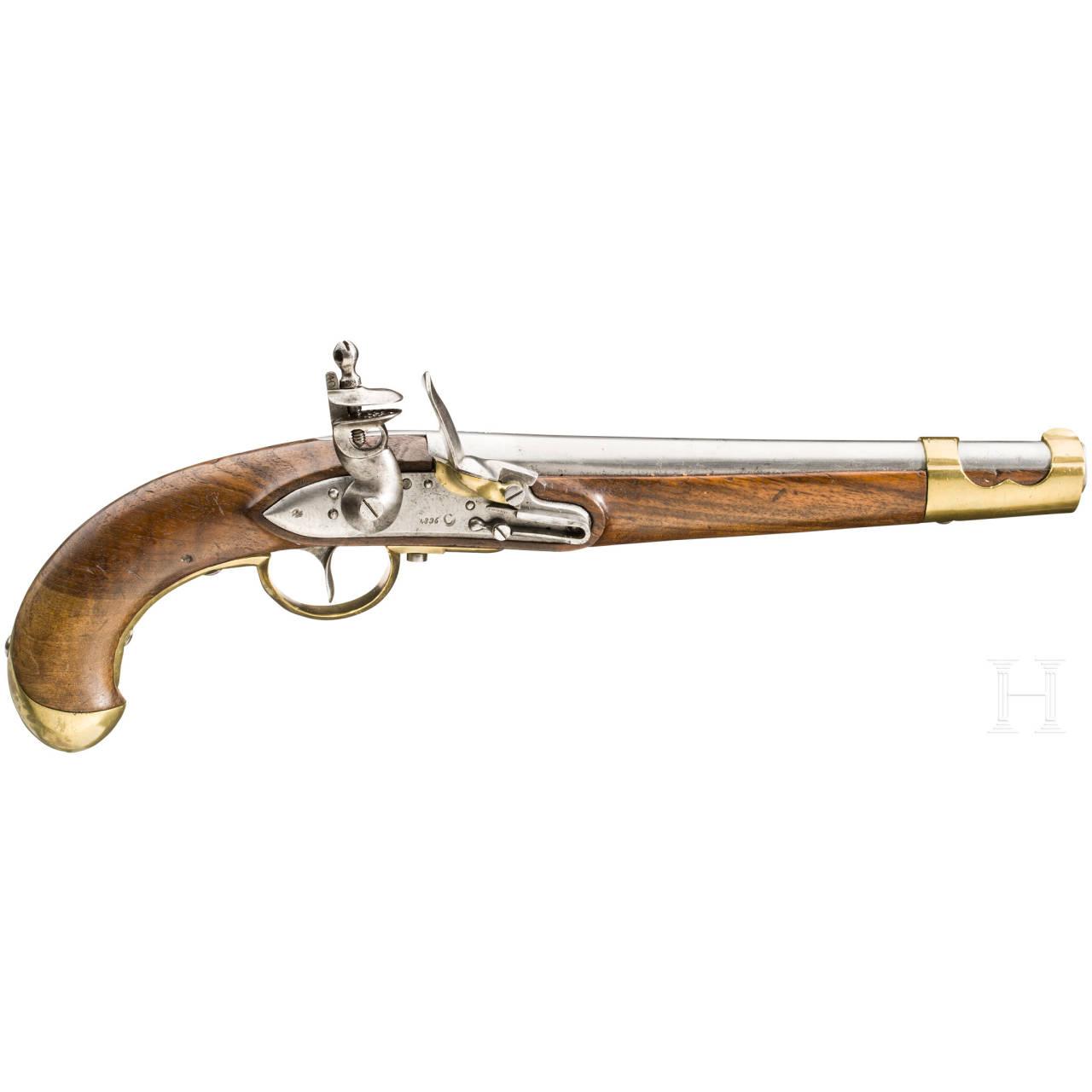 Kavalleriepistole M 1798