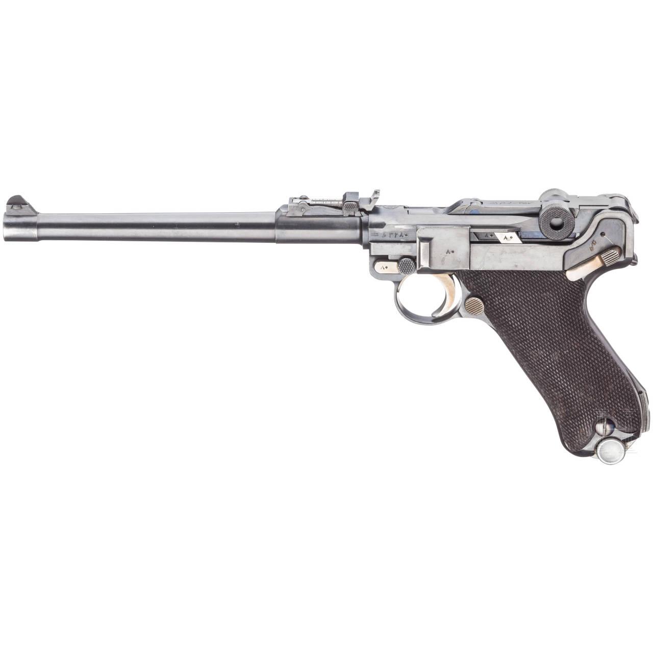 Lange Parabellum Mauser 1935/36