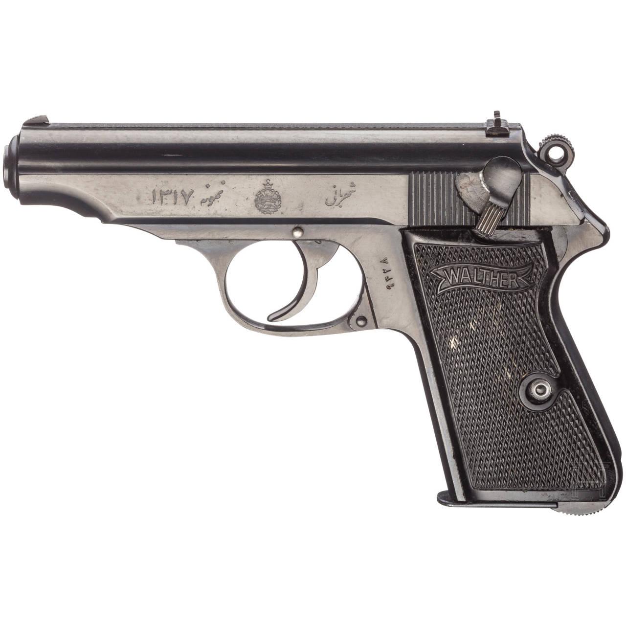 Walther PP ZM, Persien Kontrakt