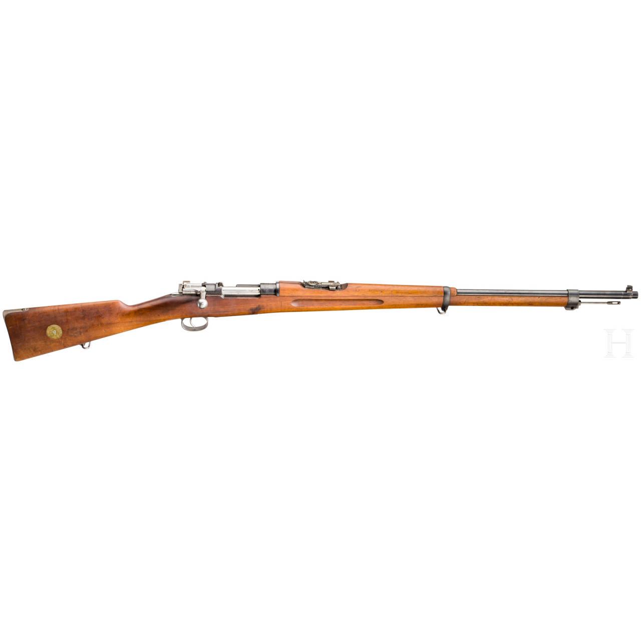 Gewehr M 1896, Carl Gustaf, 1905